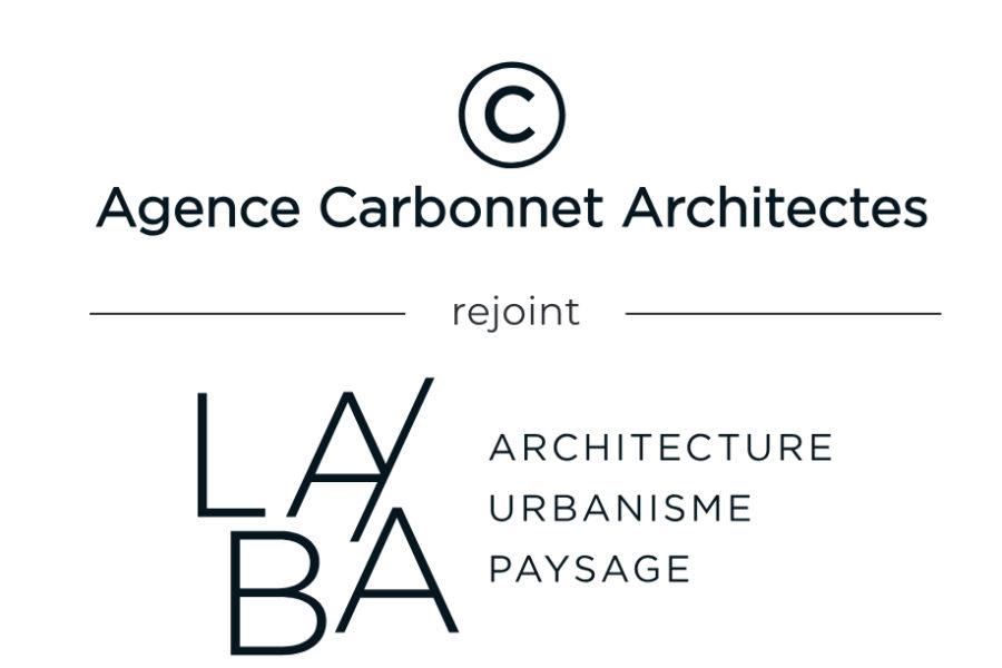 Agence Carbonnet Architectes devient LA/BA